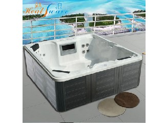 Acrylic whirlpool/hot tub/ hydro SPA with massage jets M-3311