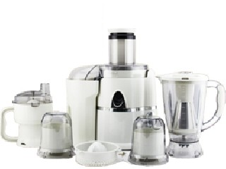 S-868-7 FOOD PROCESSOR WITH APPLE JUICER