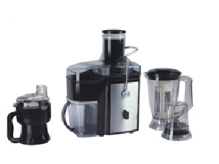 S-898-5 FOOD PROCESSOR WITH APPLE JUICER