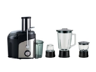 S-614-4 FOOD PROCESSOR WITH APPLE JUICER