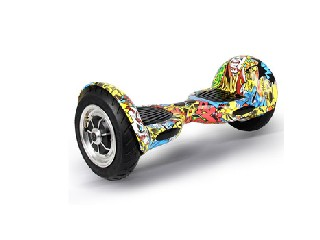 mini smart two Wheel self balancing Electric Scooter motor Skateboard Adult 10 inch big tire Electro