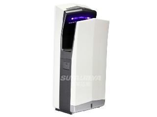 new design stainless steel hand dryer