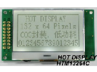 Household appliances  Graphic  LCD Module13264