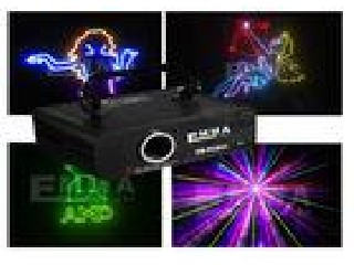 600MW Mixing Rgb Laser Light  , Color Laser Light For entertainment