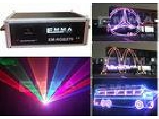 5.5W ilda multi color outdoor Laser Light Show Projector / nightclub dj laser