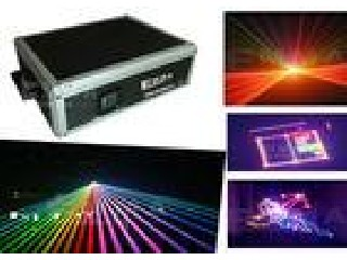 3w laser Projector RGY DJ Disco Light effect Stage Xmas Party Laser Lighting Show