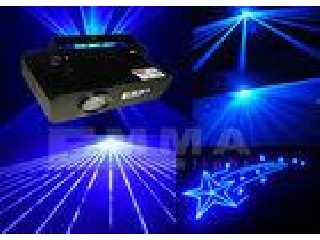 1000Mw Blue 3D Animation Effect Bar Dj Disco Laser Lights For Beam Shows