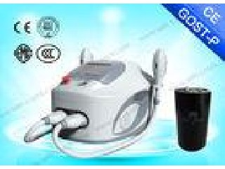 Big spot size OPT SHR hair removal and wrinkle removing machine 640 - 1200nm