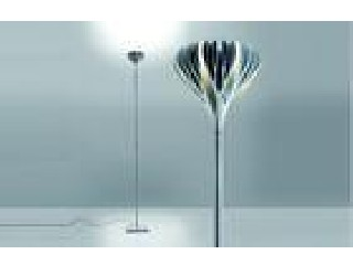 Tall Uplight Modern Floor Lamps For Commercial Decoration / Office