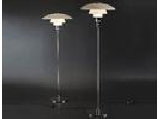 Max 60 W Modern Glass Floor Lamps , Commercial Lighting Fixtures