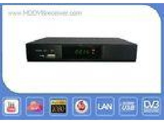 Dual - Core Internet Satellite Receiver HD Set Top Box Digital TV Receiver
