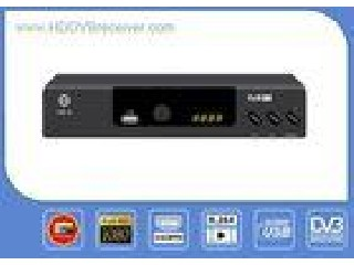 Italia France 512M DDR2 DVB-T2 Digital Set-top Box / Digital Television Receiver
