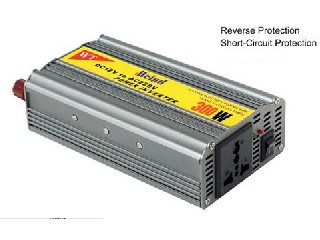 300W Modified Sine Wave DC to AC Power Inverter with Reverse Protection