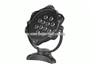 IH-UWY1-12W 1320LM 12W 90 Degree RGB LED Underwater Lights For Swimming Pool
