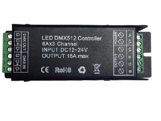 dmx512 decoder and led driver DMX512 LED Decoder