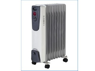 electric oil heater home heater safe can dry clothes