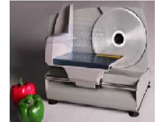 adjustable thickening control meat slicer