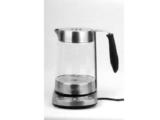 HN-0816 Making tea glass kettle with 1.7L