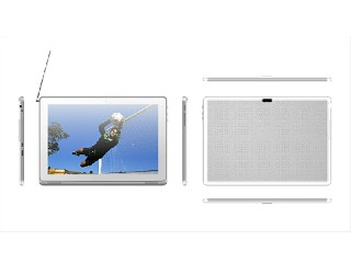 TV+3G CALLPHONE QUAD CORE TABLET PC