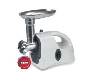 Mini electric meat grinder