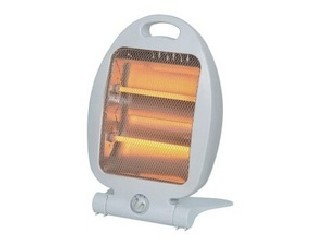 halogen heater - two heating elements