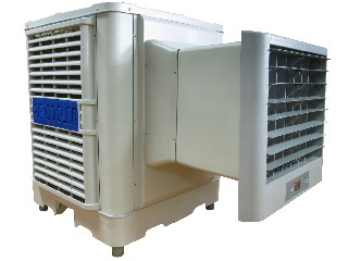 axial window air cooler
