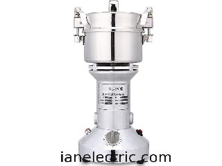 250g Grain mill, Herb medicine crusher, Grister convertible flour grinder, cereal mill