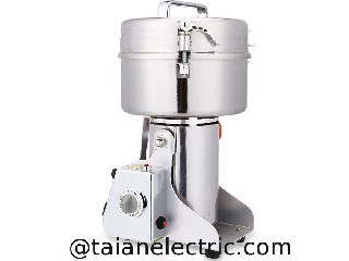 1500g Grain mill, Herb medicine crusher, Grister convertible flour grinder, cereal mill