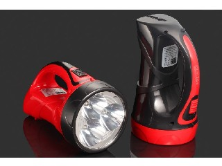 3LED bulbs high power portable rechargeable searchlight LED-8031