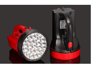 25LED bulbs rechargeable long-range rescue searchlight LED-8022