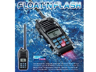 Marine Handheld VHF Transceiver (NEW) IC-M23