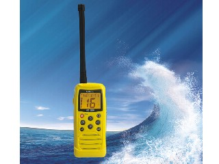 PORTABLE SURVIVAL CRAFT TWO-WAY VHF RADIO HX-1500