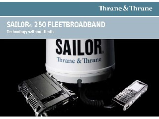 Sailor FB250 FleetBroadBand FB250/500
