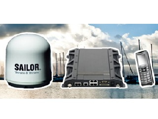 Sailor FB150 FleetBroadBand FB150