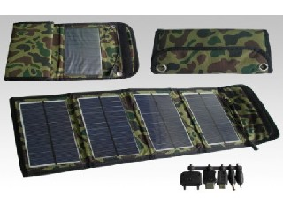 Mobile Folded Solar Pad 7W 1A