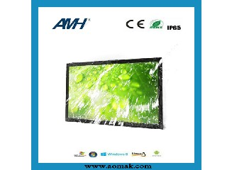 2 point plastic Infrared Touch Screen AMH-T26-T2B