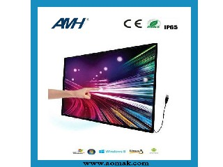 1 point No border Infrared touch Screen AMH-T15-T1A