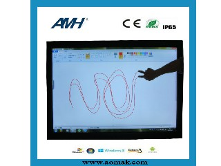 65 inch Touch Panel PC AIO Wall Mount AMH-CT650A