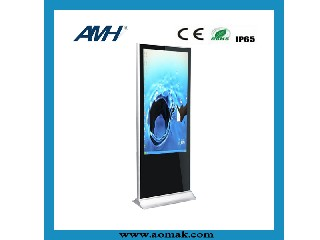 55 inch Touch Panel PC AIO Floor Stand AMH-CT320B