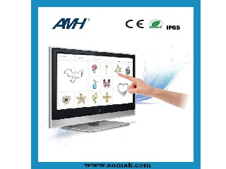 19 inch Touch LCD Monitor Desktop AMH-MT190T