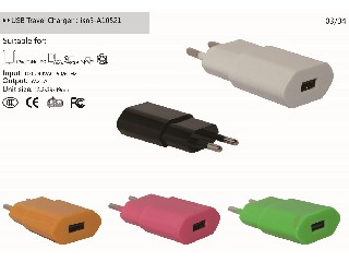 USB charger for iPad/iPhone/Samsung