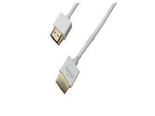 HDMI A M to A M Cable USB Data Transfer Cable, Ultra-thin Type