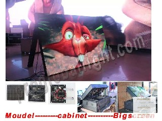 Two side led display PRG-N100 B