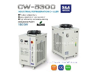 industrial water chiller CW-5300 for Calorimeters of lab