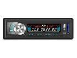 Classic 1 Din Deckless LCD Car Radio MP3 Player FM / AM Automotive MP3 Player
