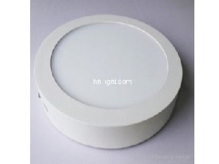 high quality Ultra slim led panel light 6w 12w 18w 24w- Bright outfit Round panel lightHH-MBD
