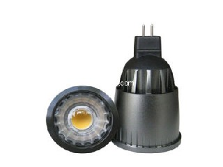 high quality AC/DC 12V GU10 MR16 spotlight 7w Compatible with electronic transformers HH-MR16-7W-B01