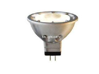 high quality AC/DC 12V GU10 MR16 Dimmable spotlight 5w with dimming function HH-MR16-5W-T01