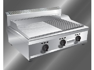 Gas griddle/grill VG-722