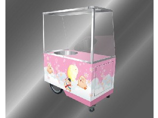 Cart with cotton candy VC-800